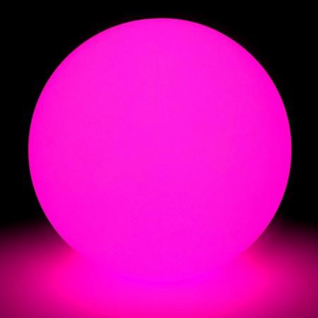Mehrfarbiger LED-Lichtball - 30 cm