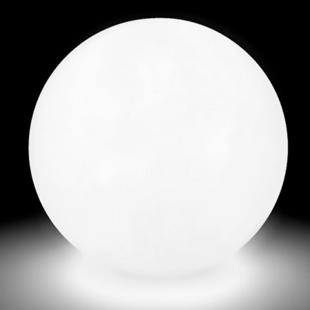 Bola de luz LED multicolor - 30 cm