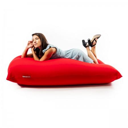 Riesiger Sitzsack Stretch Red BiG52