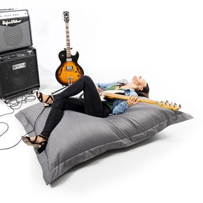 Giant Indoor Sitzsack BiG52 Cocooning - Grau