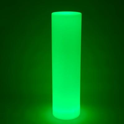 Colonne Lumineuse à LED Multicolore - ROUND 115 cm