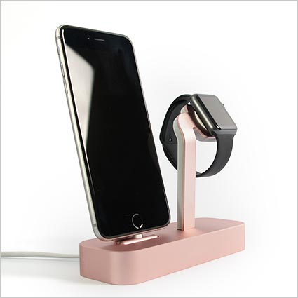 Dock pour iPhone et Apple Watch image