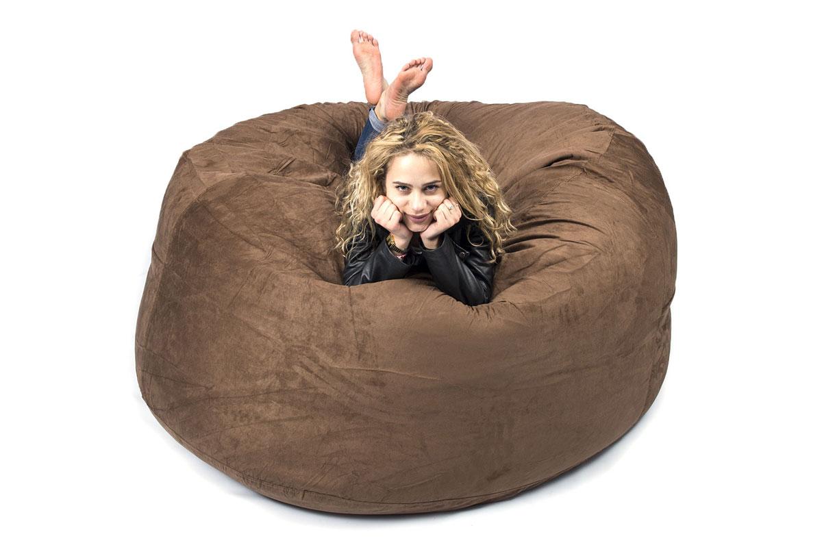 pouf g ant int rieur et ext rieur prix usine made in. Black Bedroom Furniture Sets. Home Design Ideas