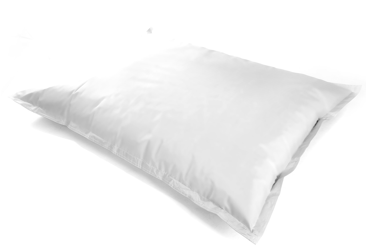 pouf g ant xxl big52 blanc prix usine 75. Black Bedroom Furniture Sets. Home Design Ideas