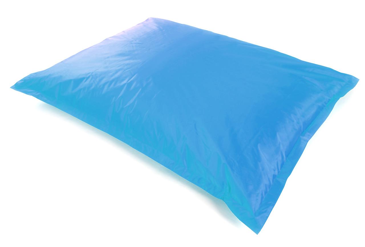 Pouf g ant xxl big52 bleu ciel blue sky prix usine 75 Pouf geant exterieur