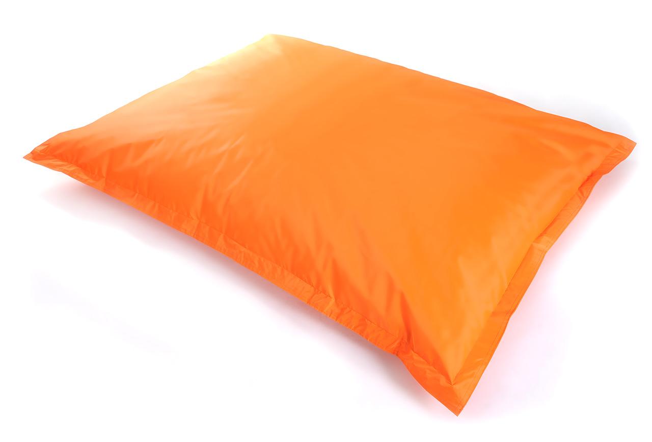 pouf g ant xxl big52 orange prix usine 75. Black Bedroom Furniture Sets. Home Design Ideas