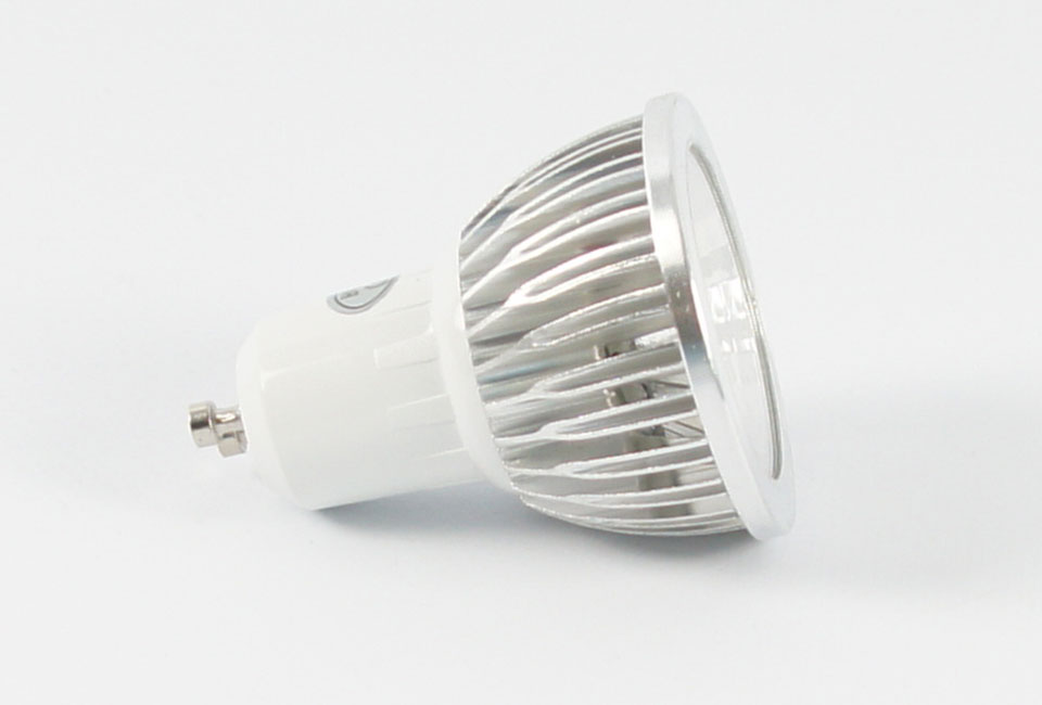 ampoule led gu10 6 watts blanc froid prix usine. Black Bedroom Furniture Sets. Home Design Ideas