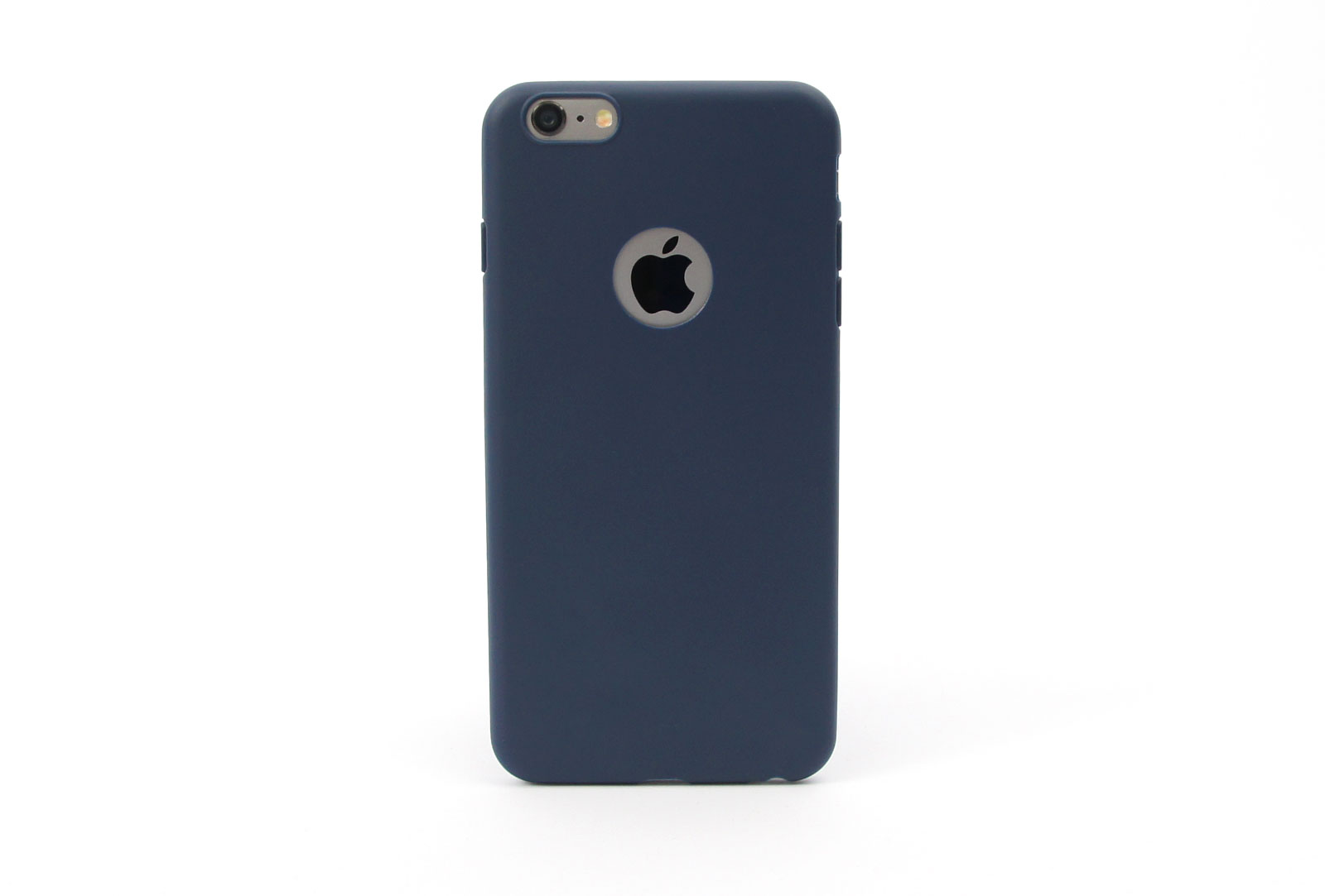coque silicone souple bleu marine pour iphone 6 s et iphone 6. Black Bedroom Furniture Sets. Home Design Ideas