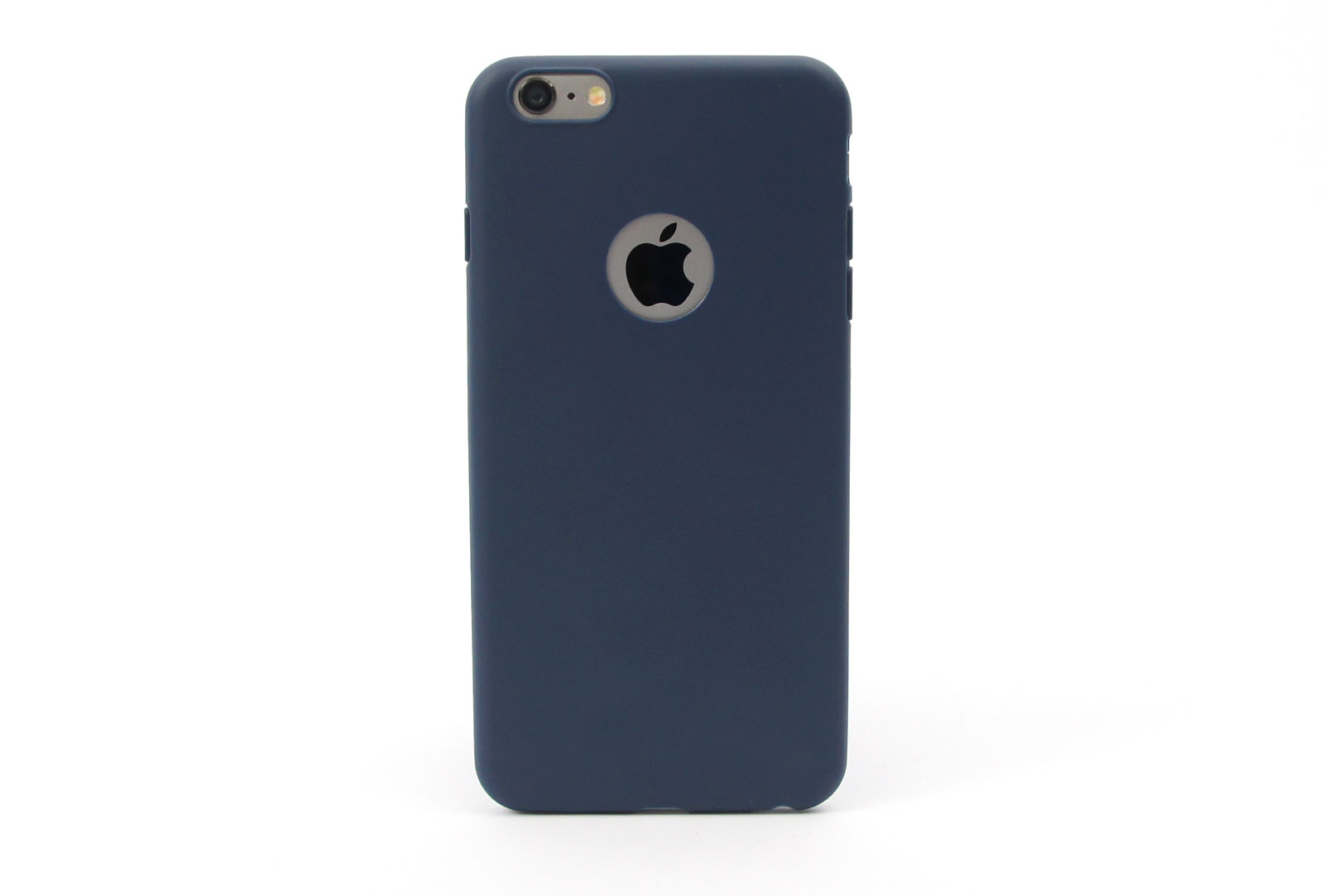 coque silicone souple bleu marine pour iphone 6 s plus et iphone 6 plus. Black Bedroom Furniture Sets. Home Design Ideas