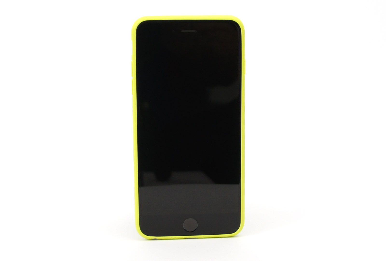coque silicone iphone 6 plus jaune