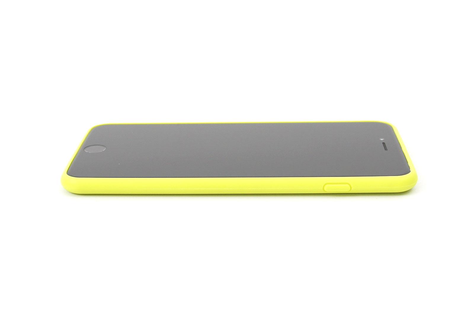 coque silicone iphone 6 jaune
