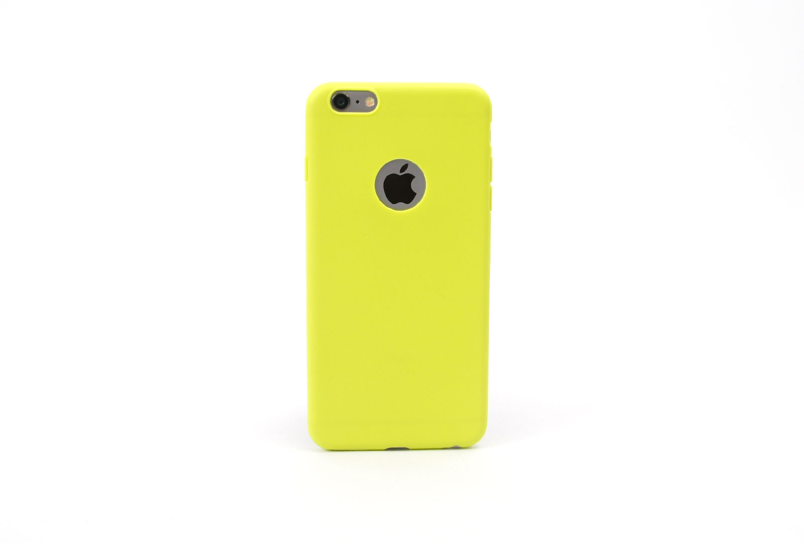 coque silicone souple jaune pour iphone 5 iphone 5 s et. Black Bedroom Furniture Sets. Home Design Ideas