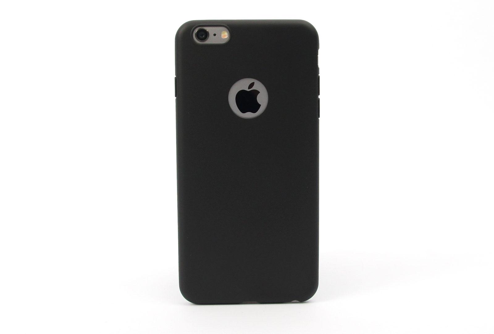 coque silicone souple noir pour iphone 6 s plus et iphone 6 plus. Black Bedroom Furniture Sets. Home Design Ideas