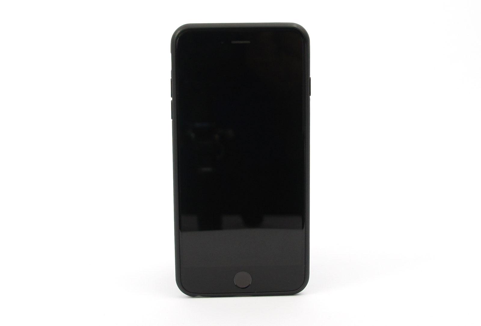 coque silicone souple noir pour iphone 6 s plus et iphone. Black Bedroom Furniture Sets. Home Design Ideas