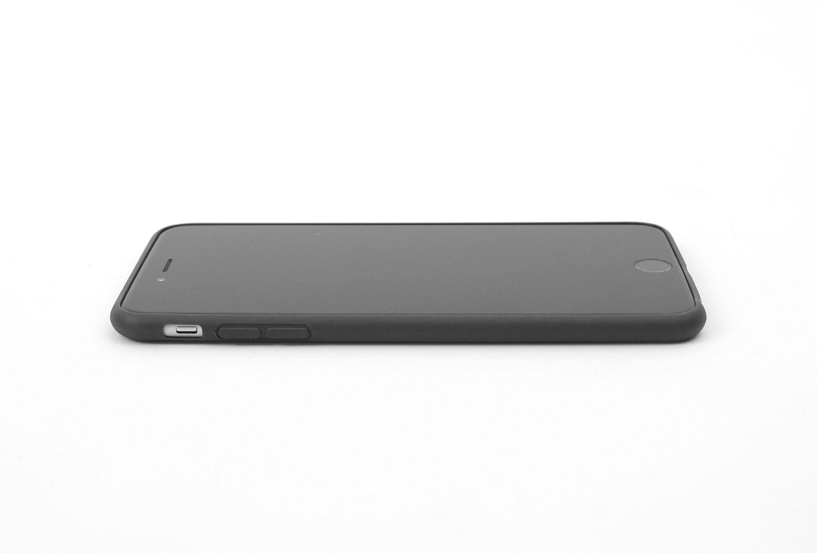 coque iphone 6 plus silicone noire