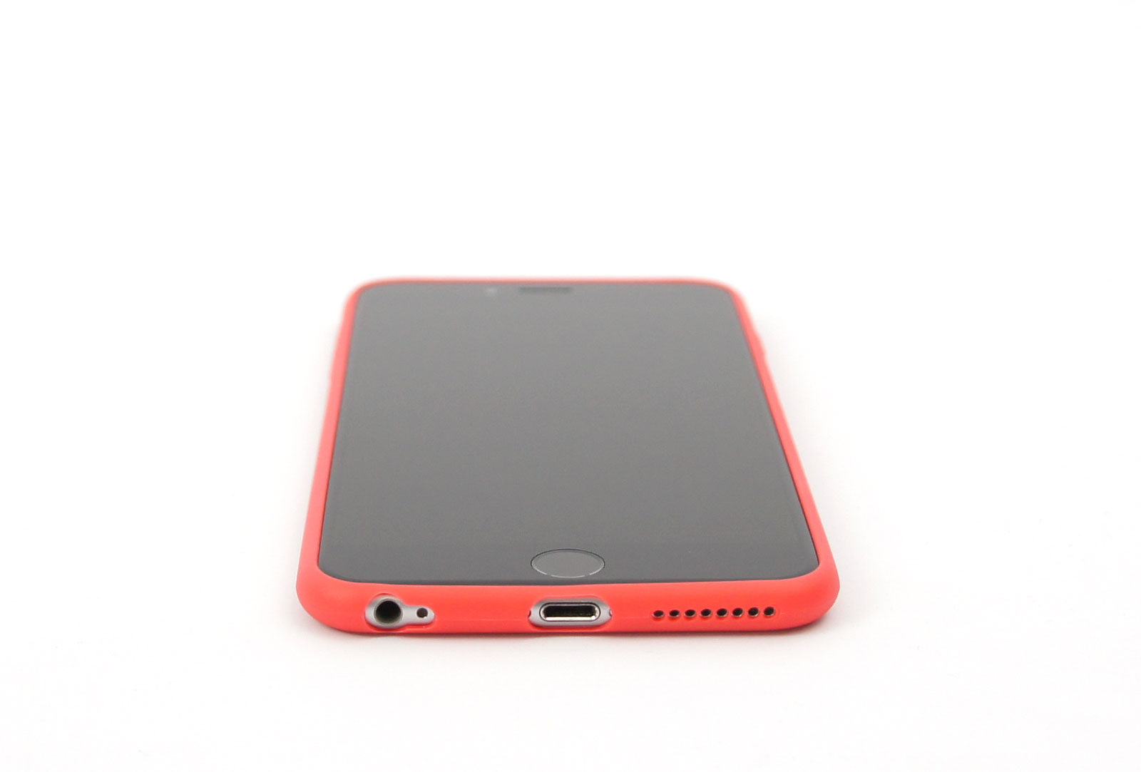 coque iphone 6 souple rouge