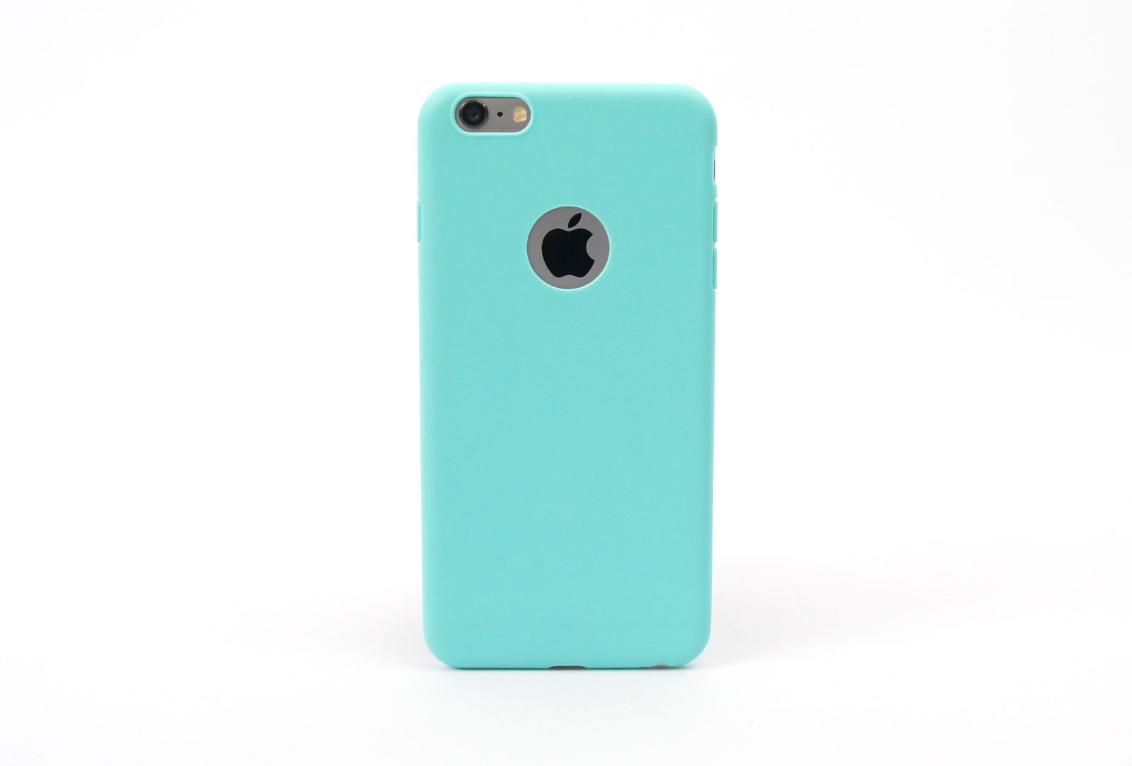 coque silicone souple turquoise pour iphone 6 s et iphone 6. Black Bedroom Furniture Sets. Home Design Ideas