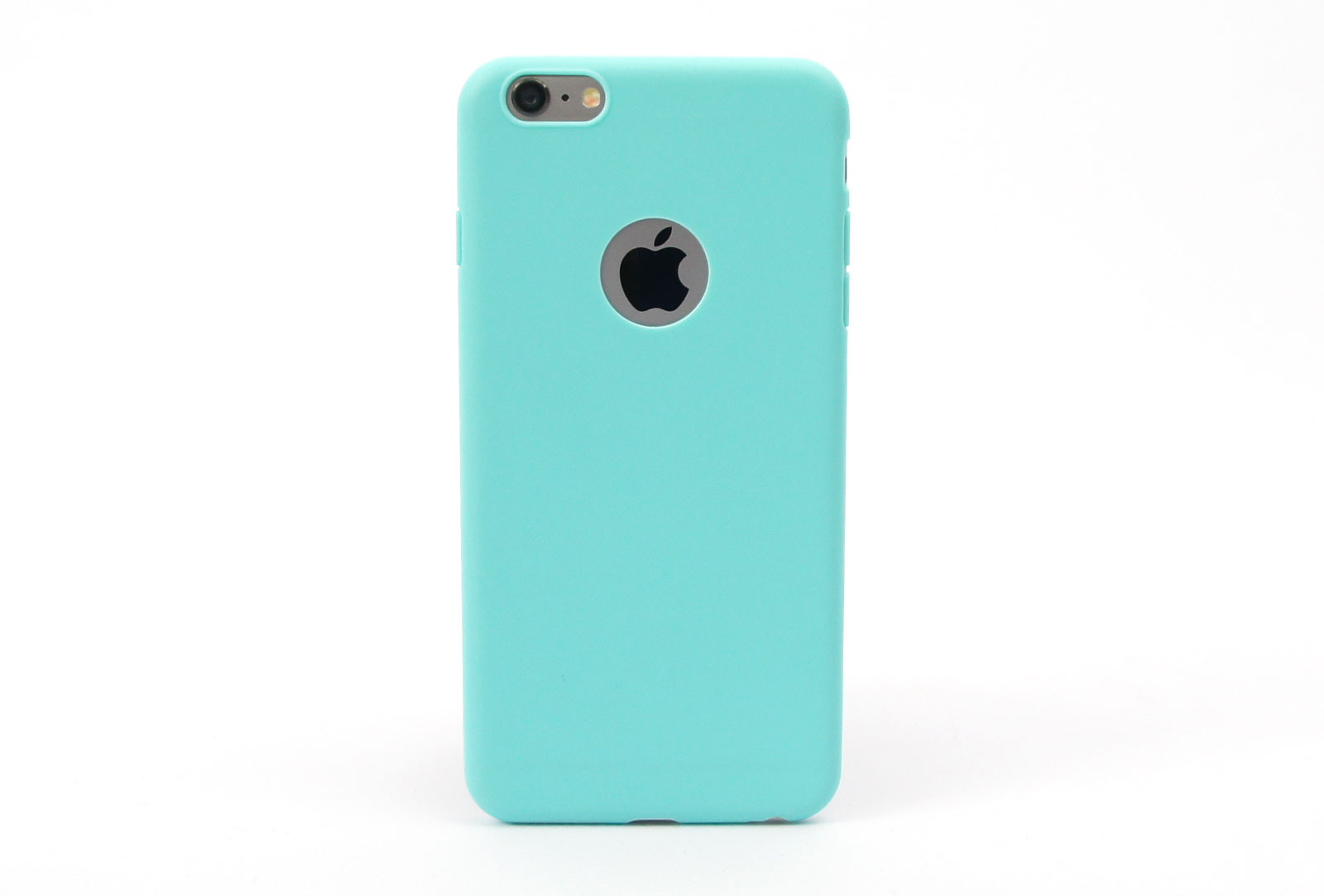 coque silicone souple turquoise pour iphone 6 s plus et iphone 6 plus. Black Bedroom Furniture Sets. Home Design Ideas