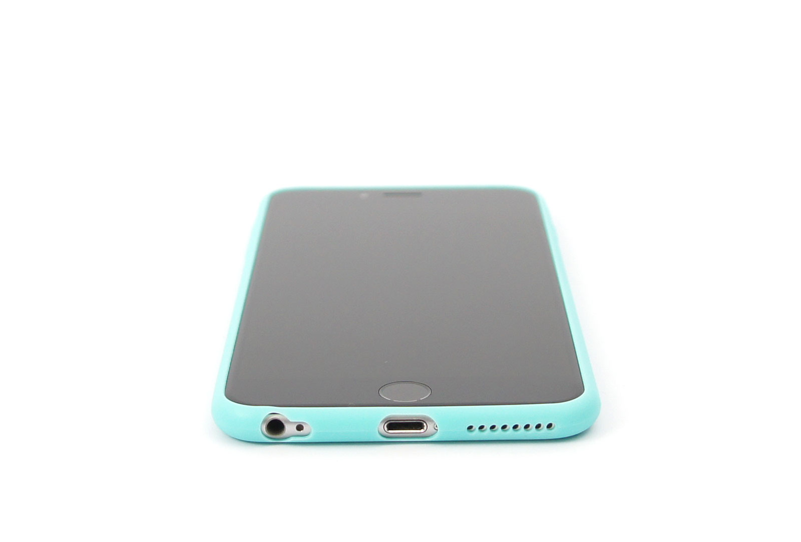 coque silicone souple turquoise pour iphone 5 iphone 5 s. Black Bedroom Furniture Sets. Home Design Ideas
