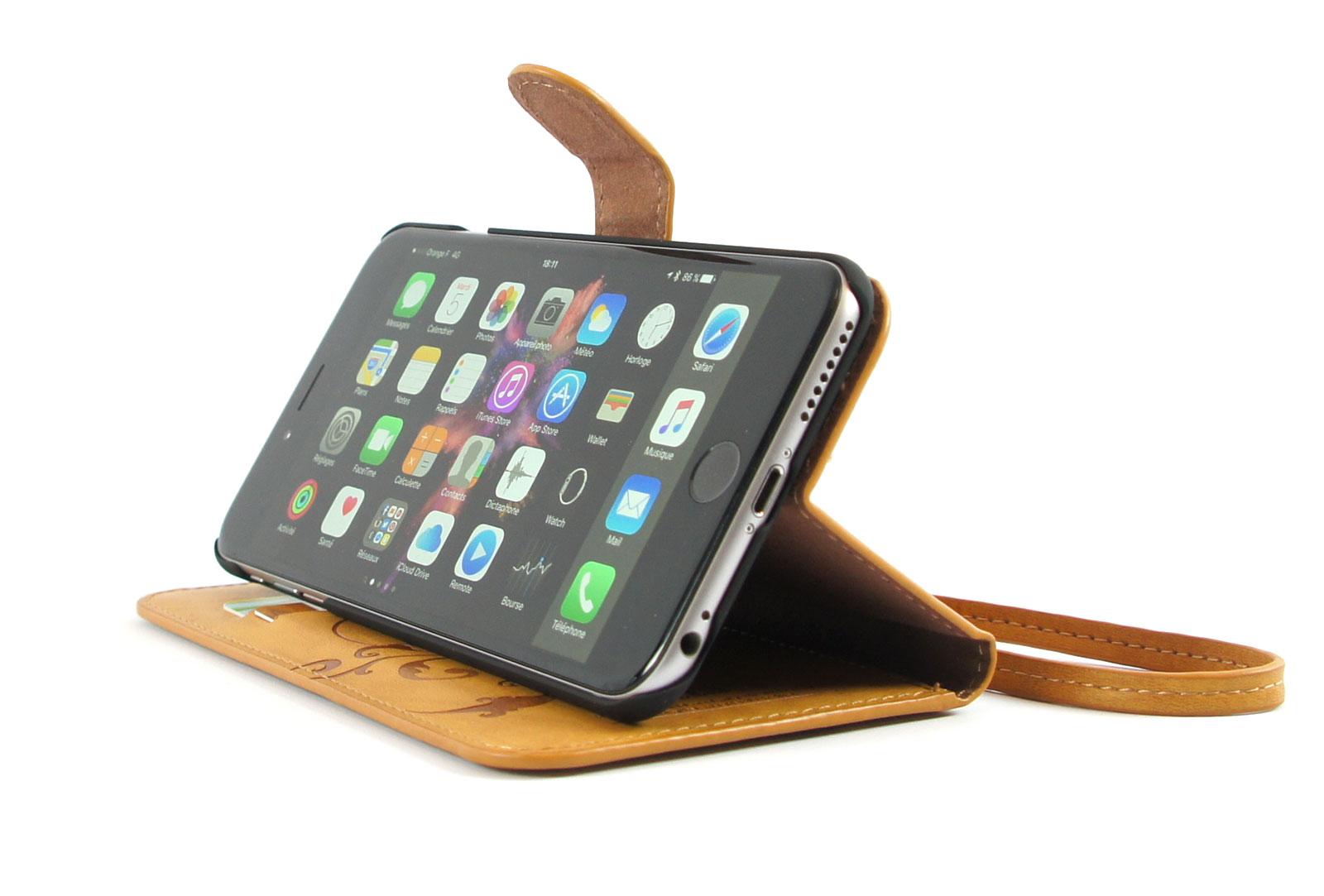 coque iphone 6 camel