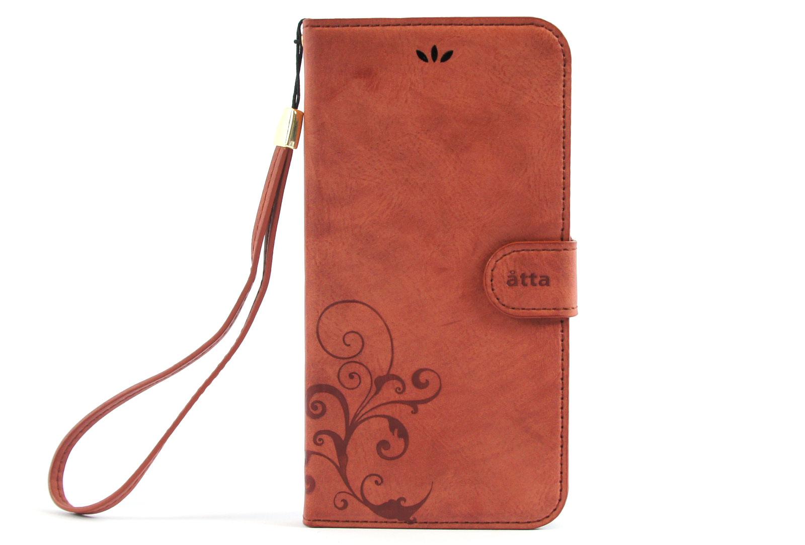 tui portefeuille en simili cuir rose pour iphone se iphone 5 et iphone 5s. Black Bedroom Furniture Sets. Home Design Ideas