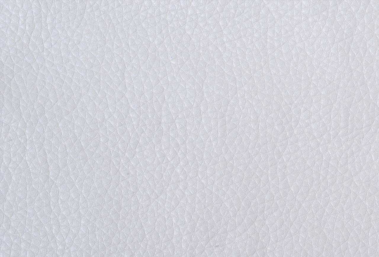 Housse pouf g ant big52 simili cuir blanc - Pouf simili cuir blanc ...