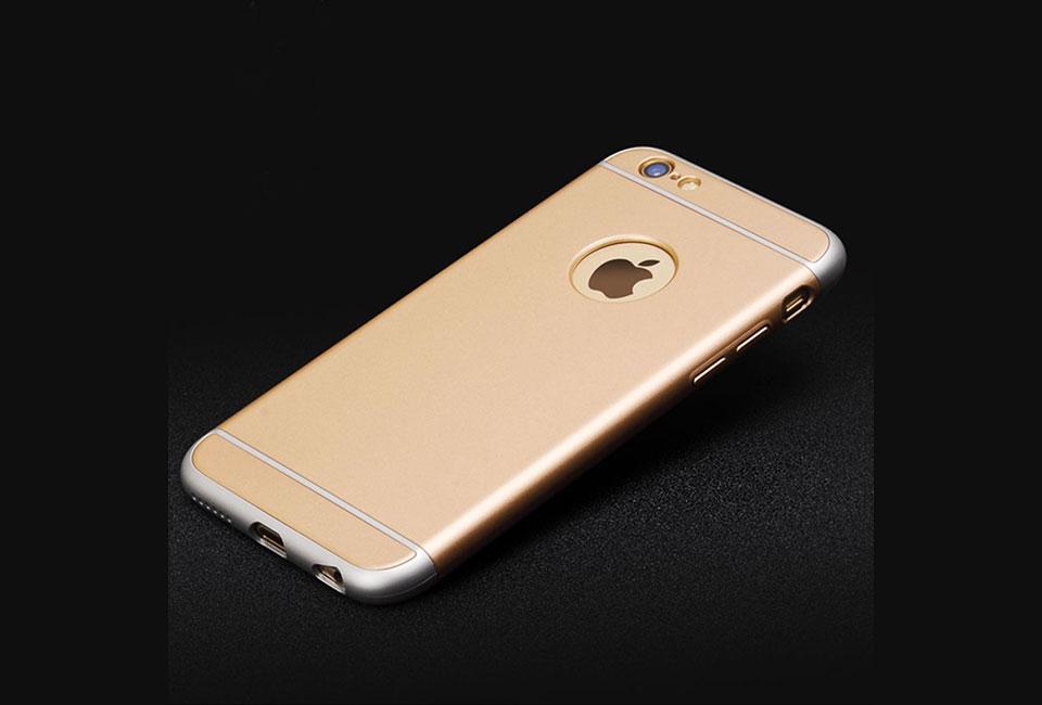 coque iphone 6 en or