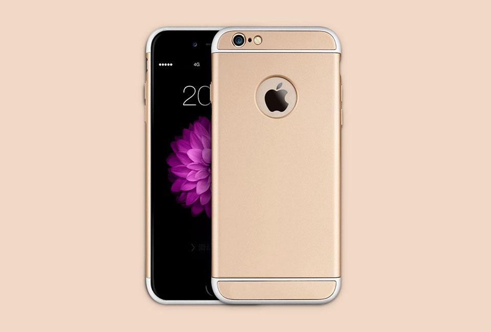 coque gold iphone 6