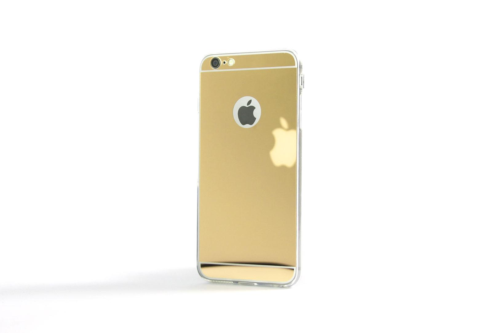 coque iphone 5 en or