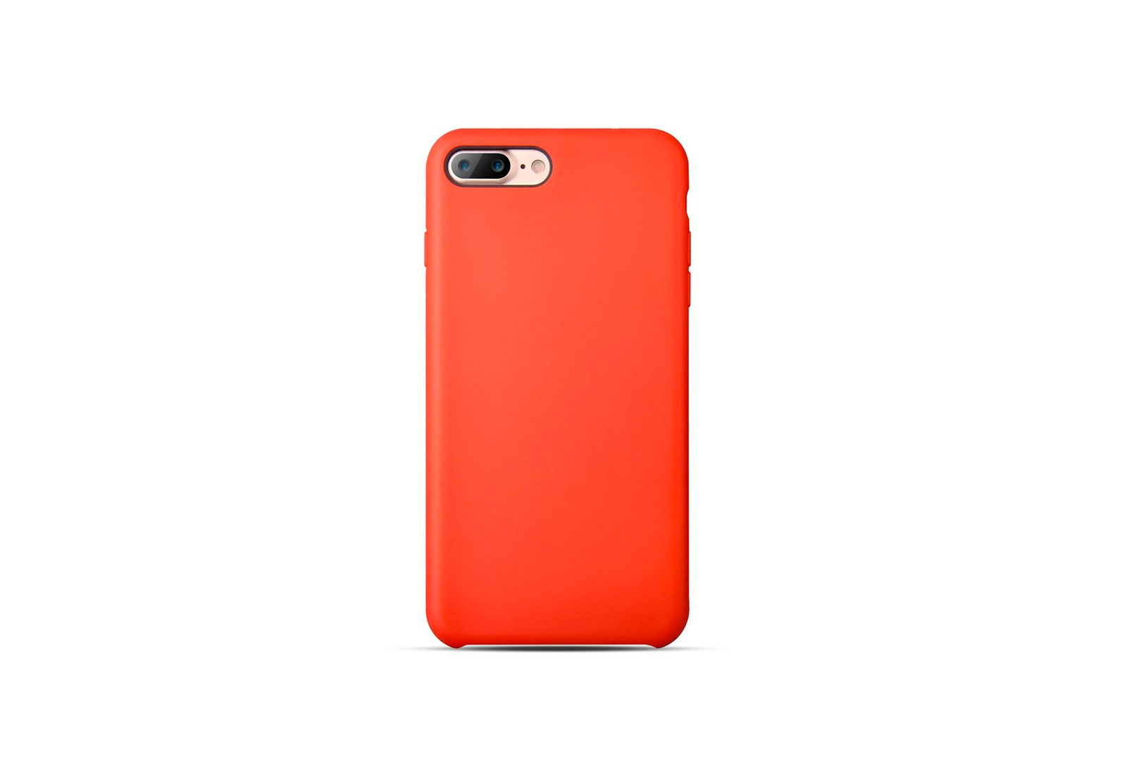 coque silicone iphone 7 rouge