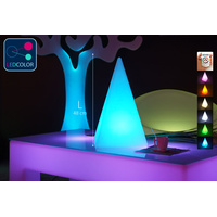 Pyramide Lumineuse à LED Multicolore - PYRAMIS - 48 cm