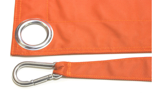 Housse pouf géant BiG52 RAW Orange