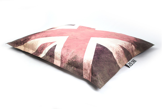 pouf g ant vintage uk drapeau anglais 75 pouf xxl. Black Bedroom Furniture Sets. Home Design Ideas