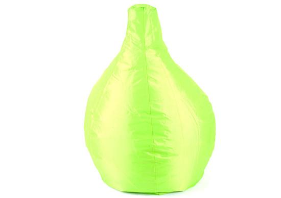 Pouf Poire Seventies Vert