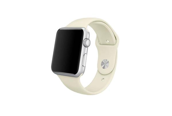 Bracelet Sport beige Apple Watch 38 mm - S/M et M/L