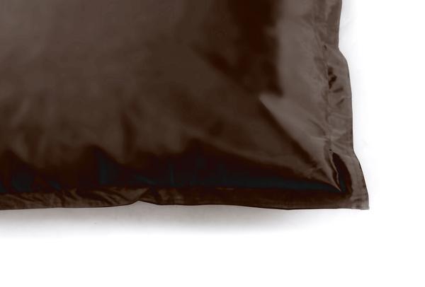 Housse pouf géant BiG52 CLASSIC Chocolat