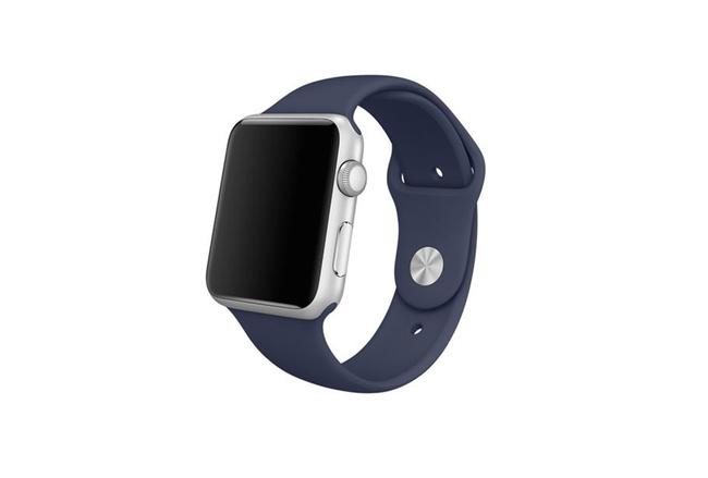 Bracelet Sport marine Apple Watch 38 mm - S/M et M/L