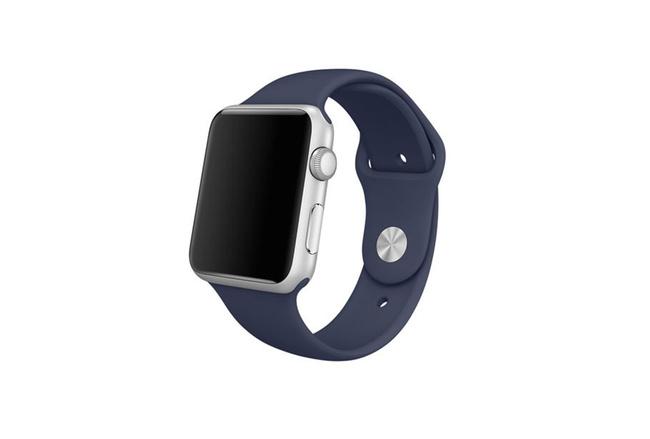 Bracelet Sport marine Apple Watch 38 mm - S/M et M/L