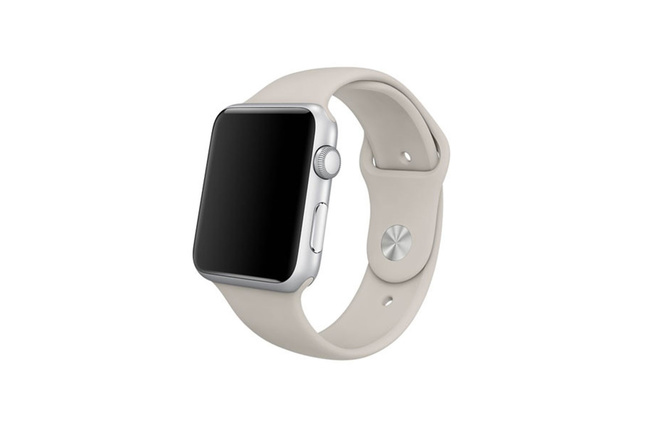 Bracelet Sport stone Apple Watch 38 mm - S/M et M/L