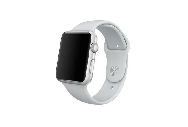 Bracelet Sport gris Apple Watch 42 mm - S/M et M/L