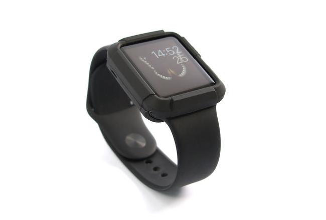 Coque anti-choc souple pour Apple Watch 42 mm