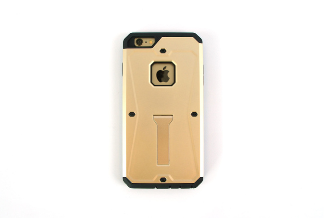 Coque or anti-choc pour iPhone 6 S et iPhone 6