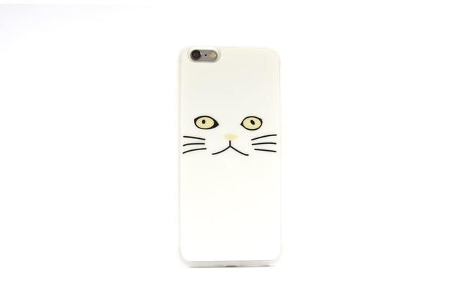 Coque Chat Blanc pour iPhone 6 S et iPhone 6
