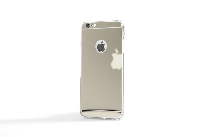 Coque Slim Miroir Gris pour iPhone 6 S et iPhone 6