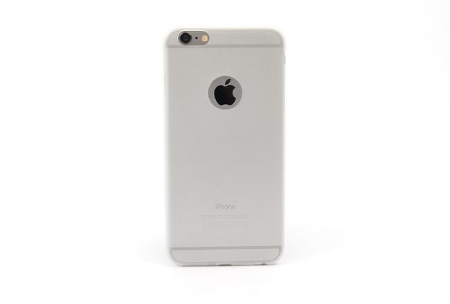 Coque silicone souple translucide pour iPhone 6 S et iPhone 6