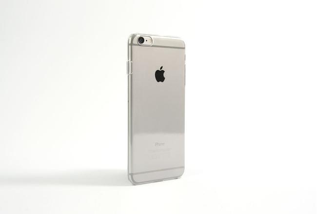 Coque transparente crystal pour iPhone 6 S et iPhone 6
