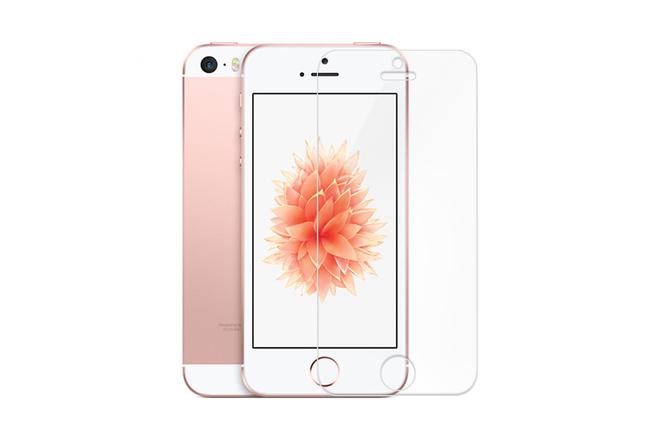 Vitre de protection pour iPhone 5, iPhone 5 S et iPhone SE
