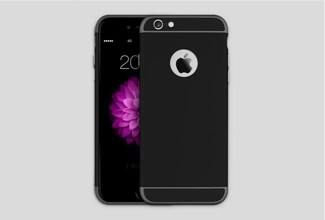 Coque Noir iPhone 6 S et iPhone 6