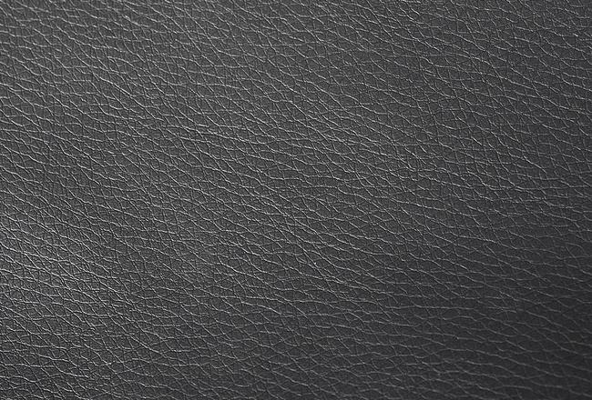 Pouf Géant BiG52 Cuir Noir Mat