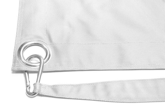 Housse pouf géant BiG52 RAW Blanc